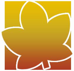 季節のアイコン 秋